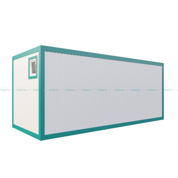 Аренда cантехнического блока с туалетными кабинками для стройки