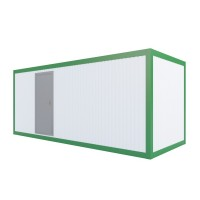 Аренда Блок контейнер-склад (ДВП, с дополнительным помещением)