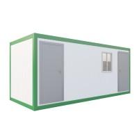 Аренда сантехнического блока с душевыми и туалетными кабинками 2