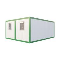 Аренда модульного здания (ЛДСП с мебелью)
