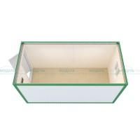Блок-контейнер жилой Стандарт