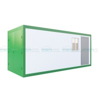 Блок контейнер аппаратной 1