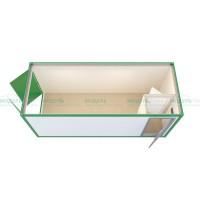 Блок-контейнер для ГСМ 1