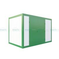 Блок-контейнер для ГСМ 2