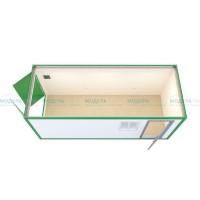 Блок контейнер компрессорный №1