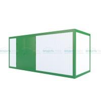 Блок контейнер компрессорный №2