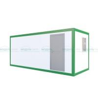 Блок контейнер для котельной №1