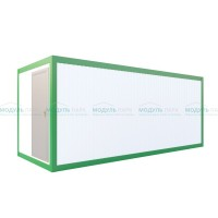 Блок контейнер Лаборатория №1