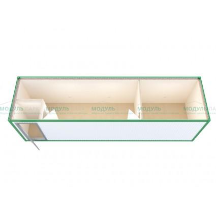 Блок контейнер Лаборатория №2