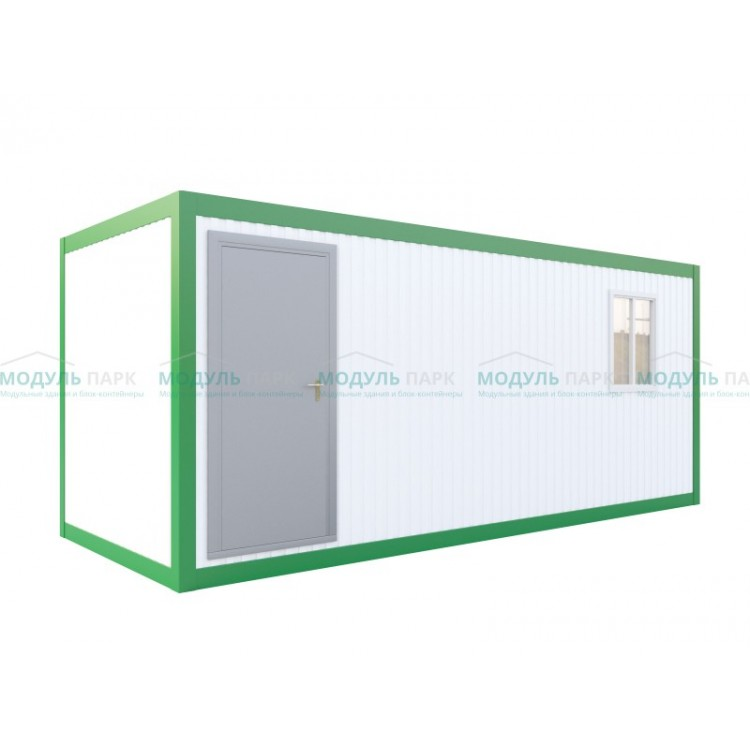 Медицинский блок контейнер №1