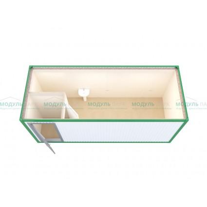 Медицинский блок контейнер №2