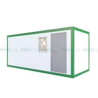 Блок контейнер для насосных станций №1