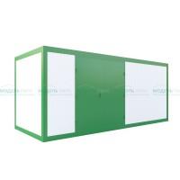 Блок контейнер для насосных станций №2