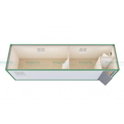 Блок-контейнер для средств связи 2