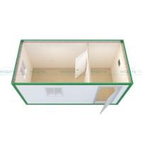 Офисный блок-контейнер с СМЛ