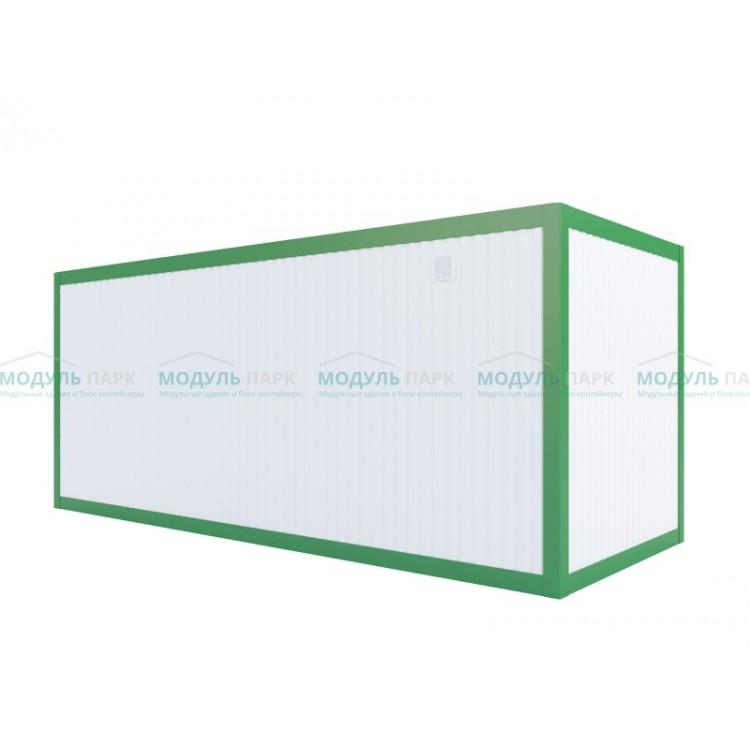 Блок-контейнер для генератора (ДГУ)