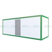 Блок-контейнер для водоочистки