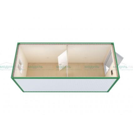 Дачный блок-контейнер