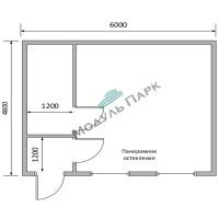 Модульное здание для бизнеса №7